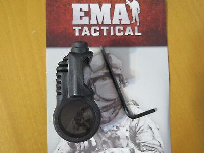 """Quick Detach CAA PLS1Q Tactical Flashlight Mount 1/"""""""