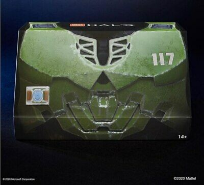master chief collection mattel creations IN HAND