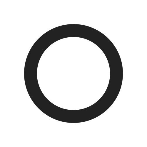 Aluminium round tube round different pipe outside diameter sizes