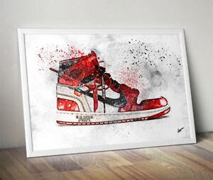 off white jordan 1 art