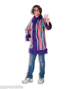 70er 80er jahre jacke mantel anzug kost m herren hippie hippy hippiekost m party ebay. Black Bedroom Furniture Sets. Home Design Ideas