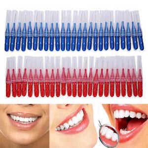 50pcs-Dental-Ortodontiche-Orale-Filo-Interdentale-Spazzola-Interdentale-Stuzzicadenti-Pulizia-Denti