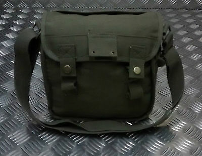 Military Style Canvas / Haversack Shoulder Bag Festival GREEN -  NEW