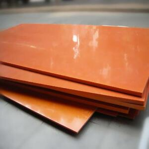 1pcs Bakelite Phenolic Flat Plate Sheet 3mm X 100mm X