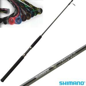 "Shimano Trevala Butterfly Jigging Spinning Rod TVS66M 6/'6/"" Medium 1pc"