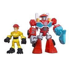 Playskool Heroes Transformers Rescue Bots Heatwave & Kade Burns