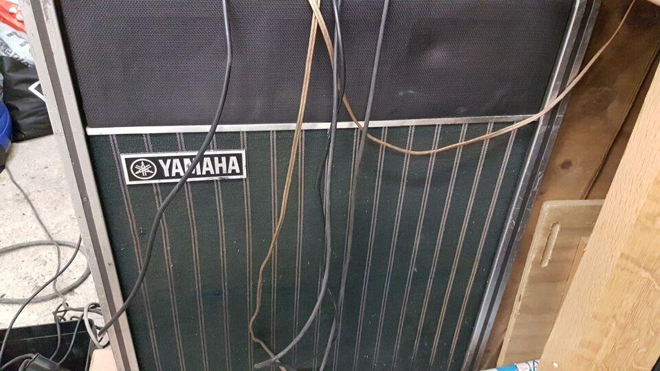 Elorgel, yamaha fs20/ra100