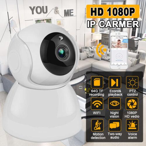 WIFI 1080P ONVIF P2P Outdoor Wireless I R Cut Security IP Camera Night Vision US