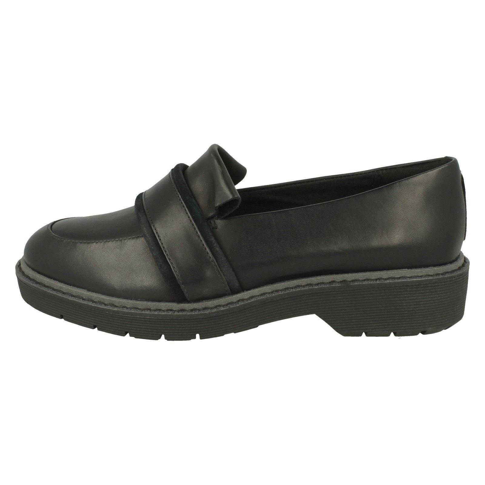 Clarks Zapatos señoras del resbalón resbalón resbalón en 'Alexa Rubí' e728ec