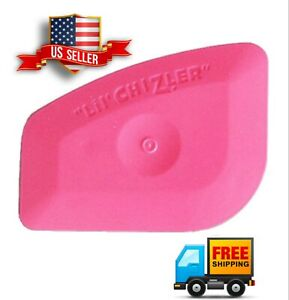 Lil Chizler Vinyl Label Scraping Tool 2 Pack