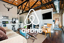 Airbnb Up To $110 Off Promo Code!! No COST!! Read Listing for Details!