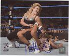NATALYA WWE DIVA SIGNED 8x10 PHOTOFILE PHOTO w/ COA AUTOGRAPH