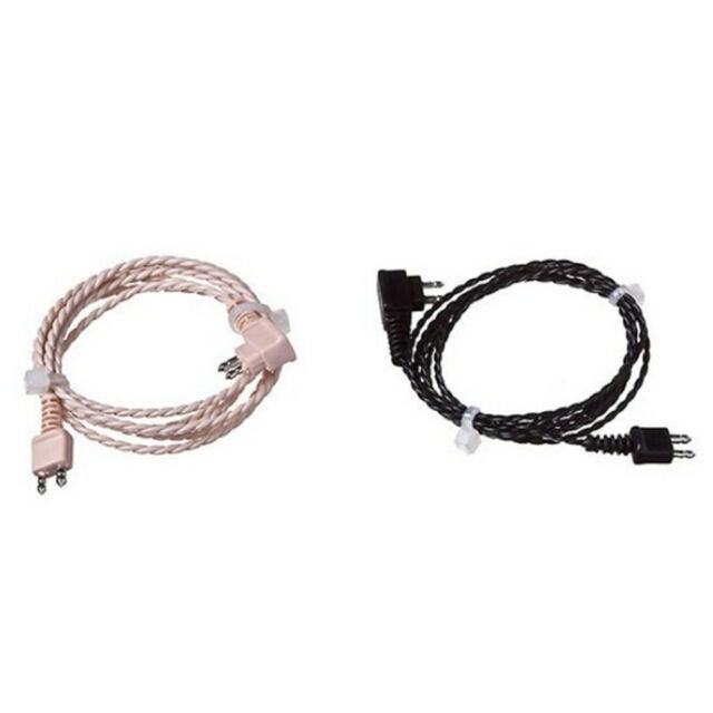 Household Health Monitors Back To Search Resultsbeauty & Health 3pin Cord For Body Aids Hearing Aid Receiver Wire Cable