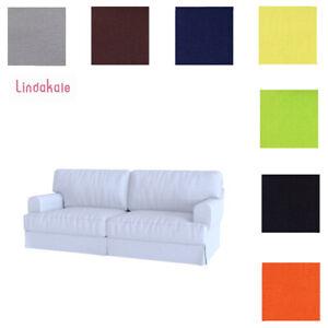 Custom-Made-Cover-Fits-IKEA-Hovas-Three-Seat-Sofa-Replace-Sofa-Cover