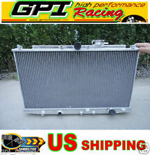 Aluminum Radiator for HONDA ACCORD SIR/SIRT CF4 MT 98 99 00 01 02 1998 1999 2000