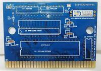 Second Dimension Sega Genesis Circuit Board [sram]