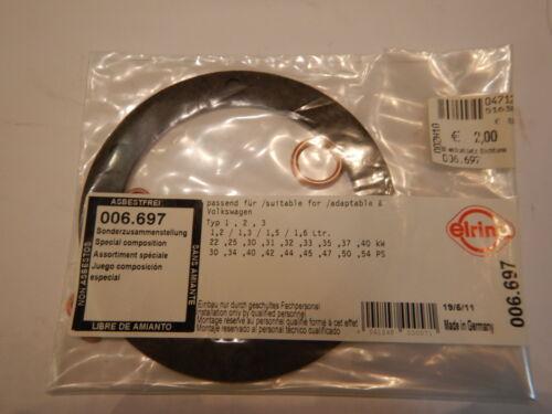 006.697 Jeu joints étanchéité ELRING Ölwanne-VW Beetle Karmann Ghia