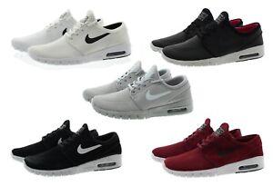 pretty nice f8d42 54a45 Image is loading Nike-685299-Mens-SB-Stefan-Janoski-Max-L-