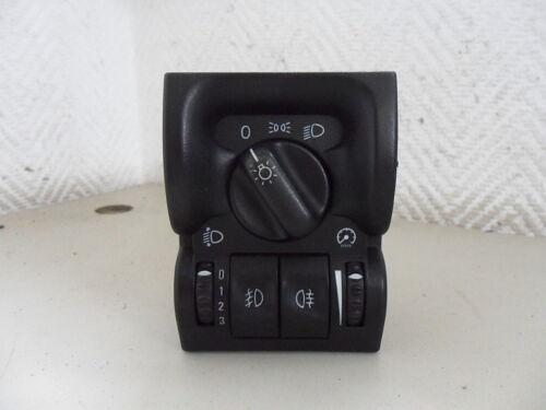 Schalter Licht LWR NSL NSW Tacho Opel Vectra B Bj 96-00  90569814