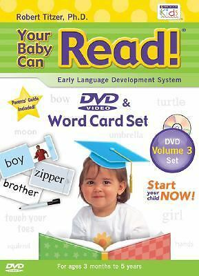Your Baby Can Read Ser.: Your Baby Can Read DVD and Word ...