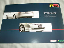 Toyota Prius Customize & Accessories brochure c2009 Japanese text