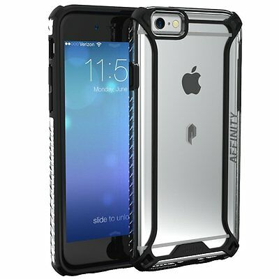 Poetic Affinity Premium Thin TPU Bumper Hybrid Case Cover for Apple iPhone 6S/ 6