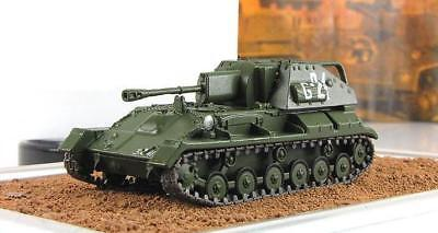 №17 series of Russian tanks 1//72 Fabbri Soviet SU-122