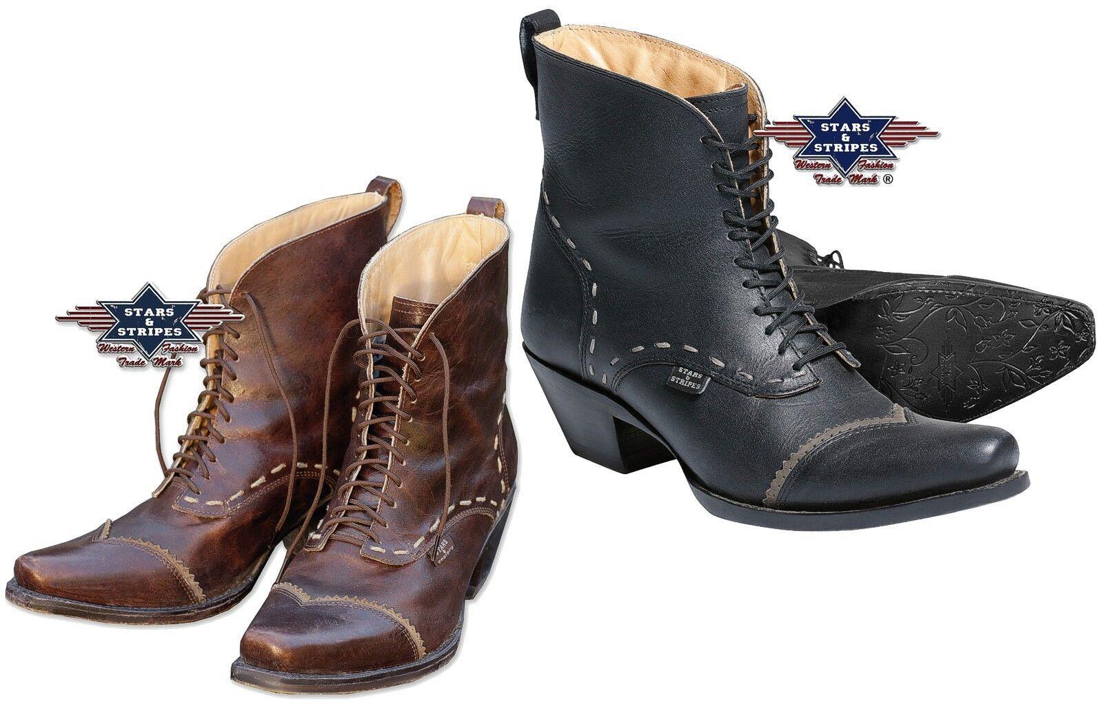 Señora botín country western botas de cowboy cowboy cowboy botines  Ashley  S & S  precios bajos