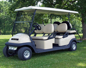 Club Car Precedent GAS Golf Cart Stretch Kit!! *MAKE IT A LIMO* FREE Stretch Golf Cart Cover on courtesy cart, stretch jaguar 2014, stretch money, black cart,