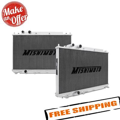 MMRAD-CIV-02SI Mishimoto Aluminum Radiator for 02-05 Civic SI M//T