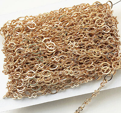 Figure 8 Connector Chain Soldered Link 5x3.5mm 10ft