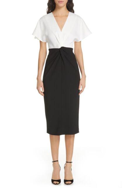 NWT Ted Baker London Ted 4 / US 10 Ellame Sheath Dress