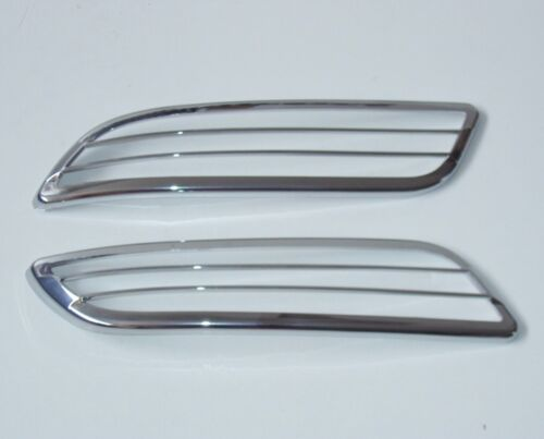 Front Fog Light Cover Fog Lamp Trim for Ssang Yong Rexton /'02-/'13