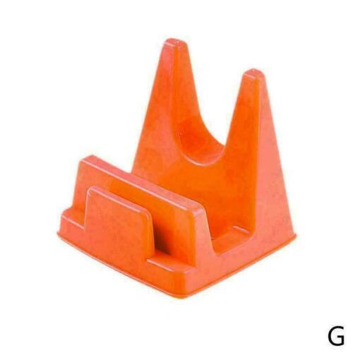 Household Kitchen Plastic Pan Pot Lid Cover Stand Holder T0V6 Rack Shelf V2R2