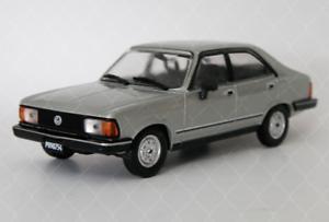 Volkswagen-1500-1982-Argentina-Rare-Diecast-Scale-1-43-New-Sealed-Magazine