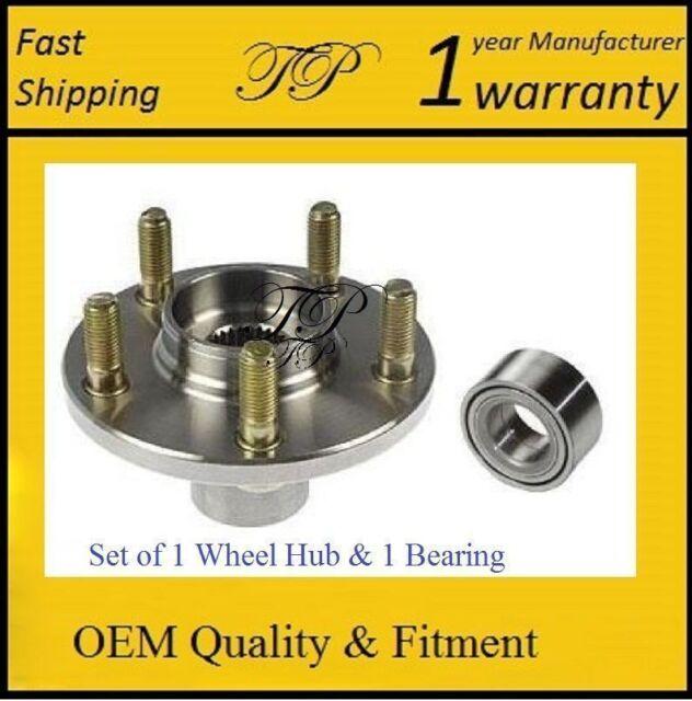 Front Wheel Hub & Bearing Kit FOR Acura TSX 2004 2005 2006