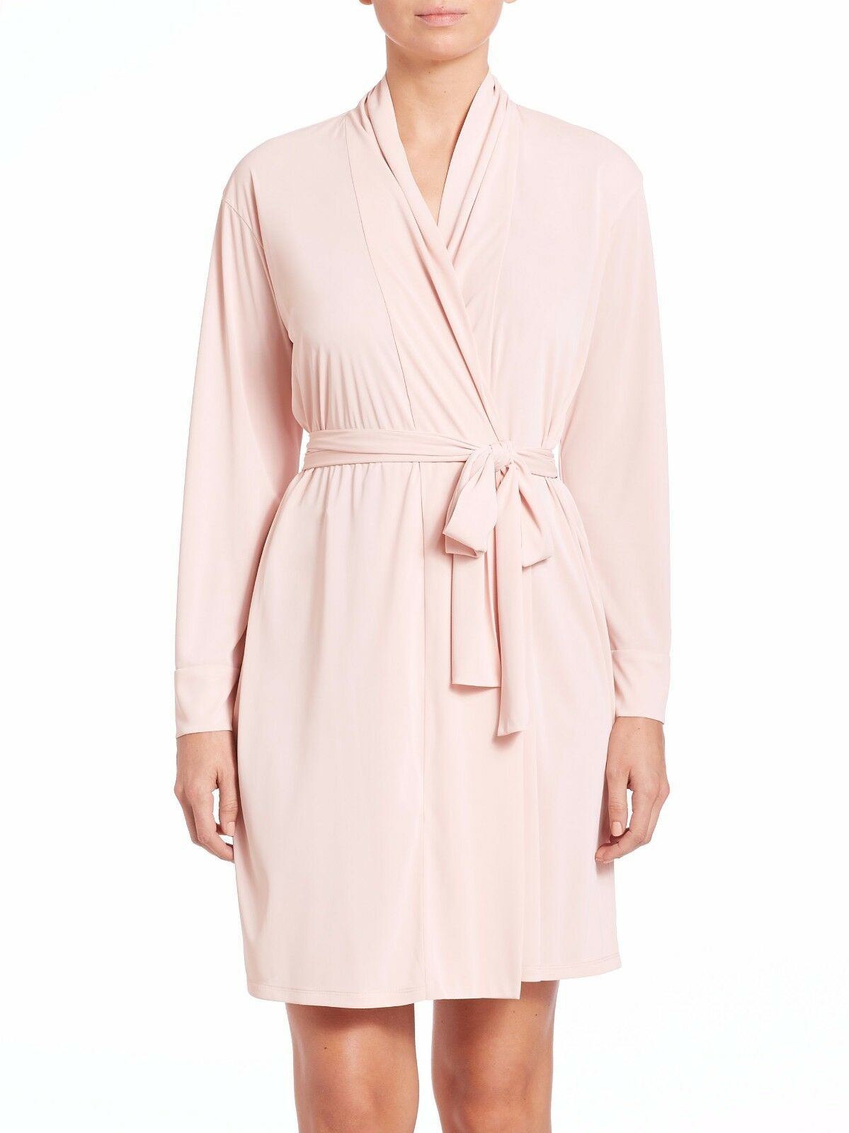 Natori Natori Alamanda Wrap Robe  120 color  Pink Size Medium