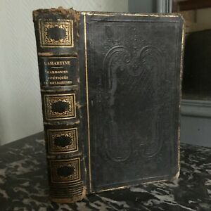 Armonias-Poeticas-Y-Monjas-M-Lamartine-Pagnerre-V-Nuca-1853