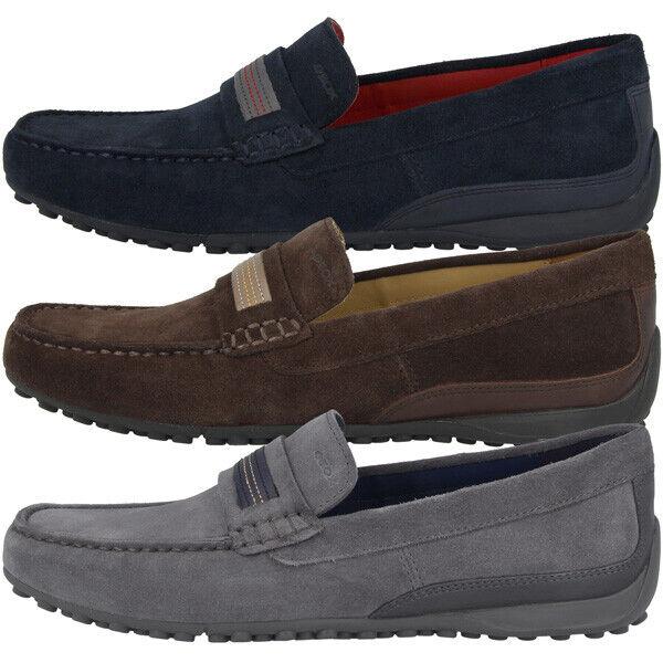 Geox u Snake MOC C zapatos Men caballero mocasines zapato bajo Slipper u9207c02243c
