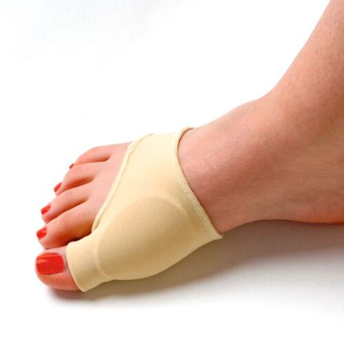 2pcs Foot Bunion Pad Hallux Valgus Protector Corrector Pain