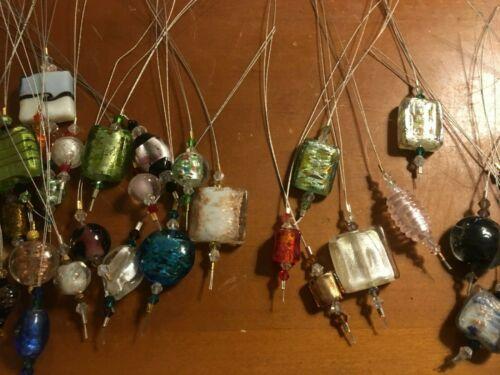 5 Handmade Beaded Hair Threaders-One of a kind-Randomly Chosen