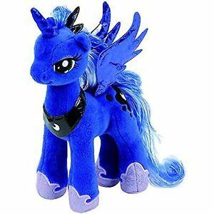 "Twilight Sparkle 8/"" Official  Tys wildly popular Beanie Babies My Little Pony"