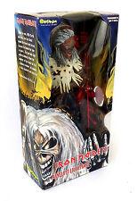 """Iron Maiden-Eddie18"""" poseable Action Figure-2002 Art Asylum Ultimate Series"""
