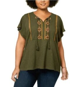 ccbc7114386 Image is loading Style-amp-Co-Plus-Size-0X-1X-2X-