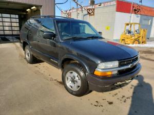(Reduced) 2002 Chevy  blazer LS 4x4