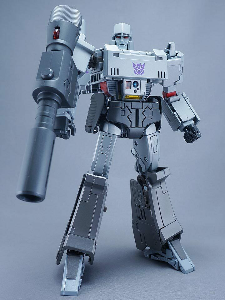 Japan Rare Transformers Masterpiece G1 MP-36 MEGATRON Update Ver. Ver. Ver. Action Figure 9449ba