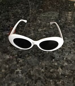 2ec618c8ce White Clout Goggles Clout Rapper Hypebeast Cool Migos Yachty Glasses ...