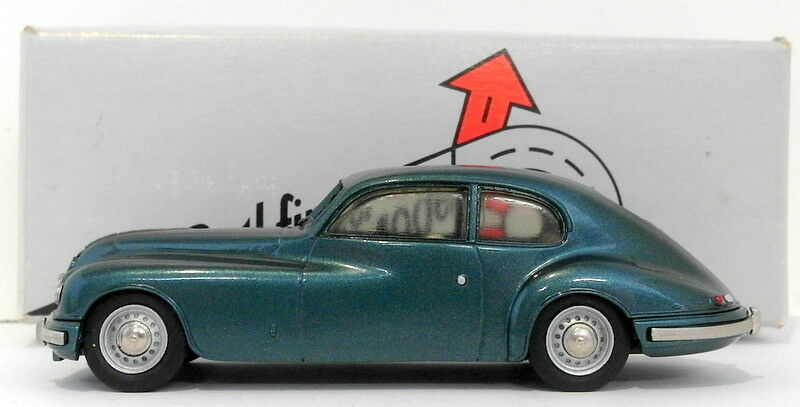 Pathfinder Models 1 43 Scale PFM3 - 1952 Bristol 401 1 Of 600 Metallic Green