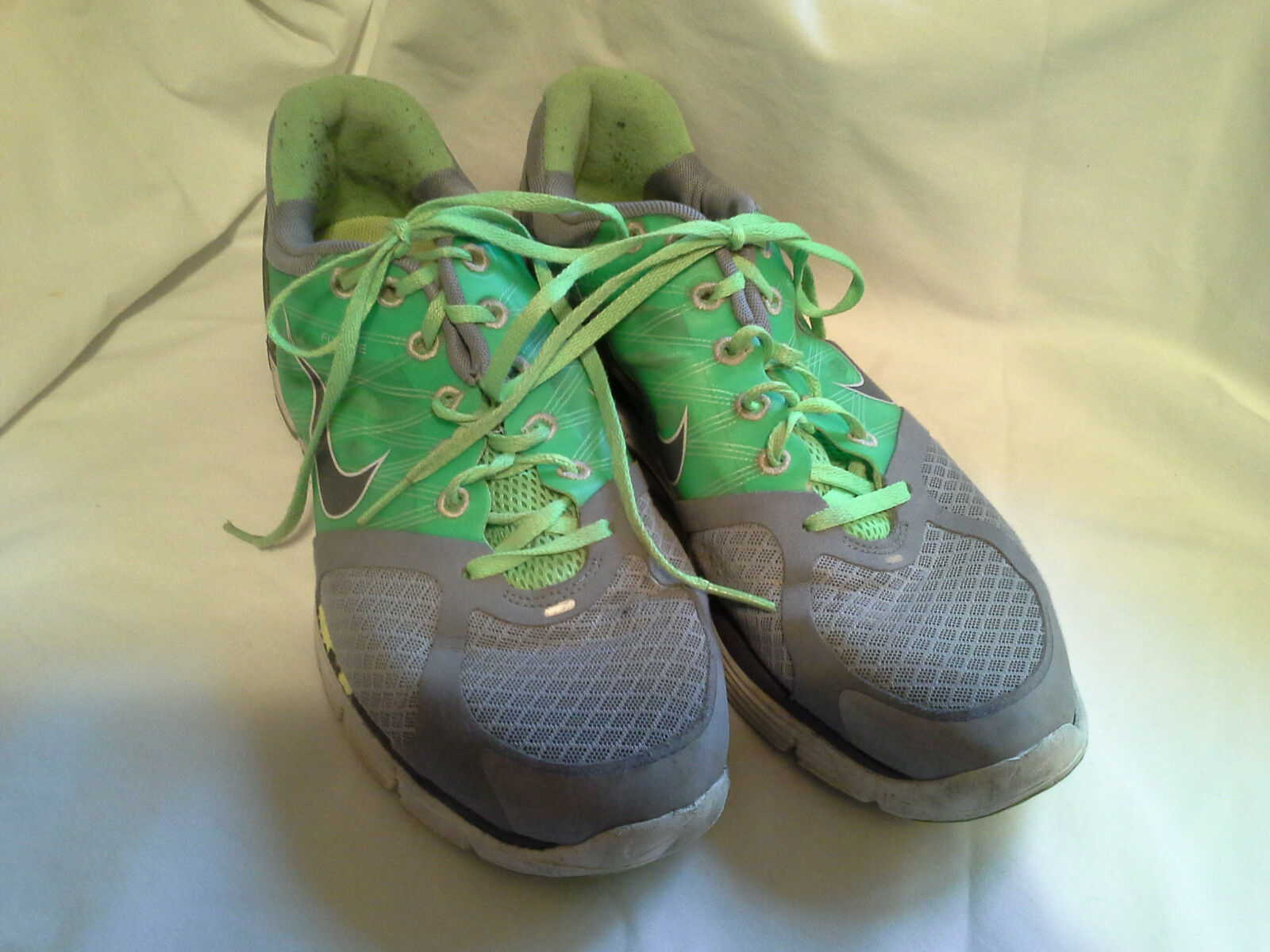luce verde neon neon neon nike lunarglide scarpe noi 11   Beautiful    Uomo/Donna Scarpa  2fafef