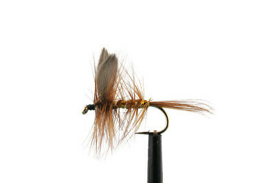 River Caenis Classic,Trout Dry Flies Fly Fishing Flies 14,16,18 Still Water
